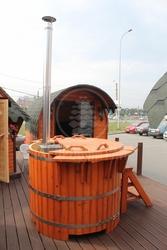 Японская баня фурако в Астане