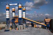 Бетоносмесительная установка Shacman